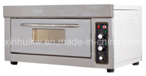1-Deck 1-Tray Stainless Steel Infrared Baking Oven with CE