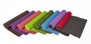 Eco TPE Yoga Mat on Sale pictures & photos