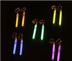 Fy Halloween Products/Dancing Hall Earring Glow Sticks /for Outside Door Party (TV589) pictures & photos