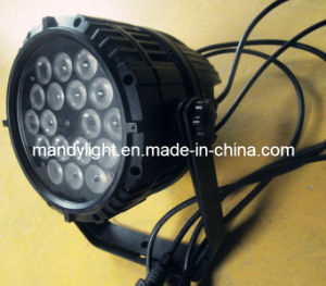 Stage LED PAR Can/18PCS X10W RGBW 4in1 Outdoor LED PAR Light