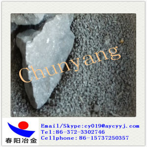 Manufacturer of Calcium Silicon Lump Si 55% with Competitive Price pictures & photos