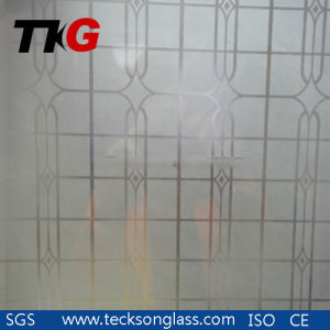 3-12mm Acid Etched Glass for Sliding Door pictures & photos