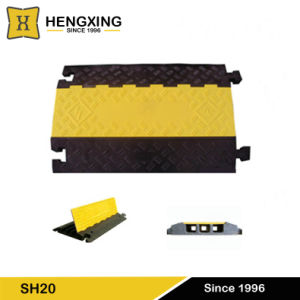 Hx-Sh20 Speed-Humps-Cable-Protectors/Rubber Speed Hump