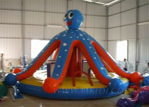 Inflatable Octopus Bouncy Castle for Sale (B1017) pictures & photos