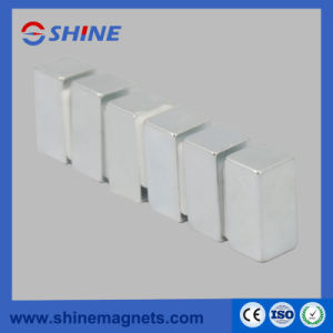 Strong Block Shaped Neodymium Magnet pictures & photos