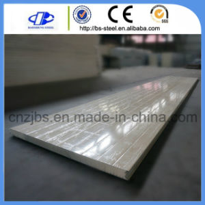 Abandent Colored Steel Skin PU Sandwich Panel pictures & photos