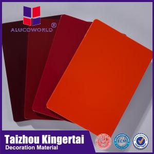 Alucoworld China Supplier A2 Grade Fireproof ACP