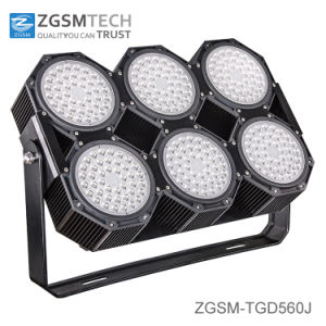 High Power LED Flood Lights 560W Football Soccer Stadium Lights pictures & photos