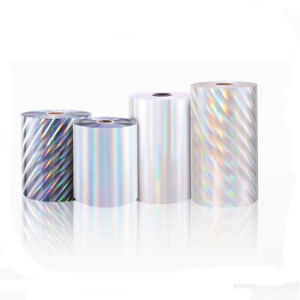 Manufacturer Hot BOPP Metalized Hologram Thermal Lamination Film with High Quality