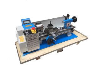 Mini Metal Benchtop Variable Speed Lathe Cj0618X350