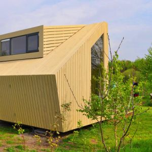 China With One Bedroom Small And Nice Design Garden Studio House China Prefab Hosue Light Steel House