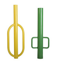 Power Coated Pile Driver, Pilling, Fence Post Hammer