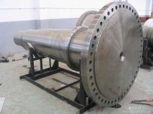 Fan Main Shaft, Wind Turbine Main Shaft pictures & photos