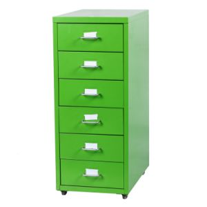 Multi-Drawer Cabinet (Green)