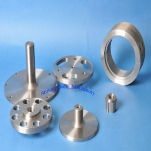 Finish Machining Carbon Steel Hardware for Machine