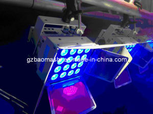 16 RGBW/Y 4in1 LED Wash Effect Stage Lighting (BMS-RGBW-16)