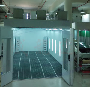 Weilongda Car Paint Coating Booth Wld9200 pictures & photos