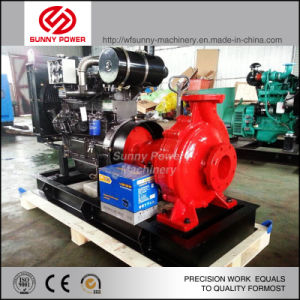 Main Application of Emergency Water Pump Driven by Engine pictures & photos