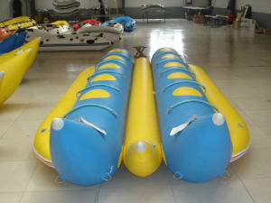 Canto Double Bodies Banana Boat Water Sport Boat Entertainment Boat Safe Banana Boat for Sale pictures & photos