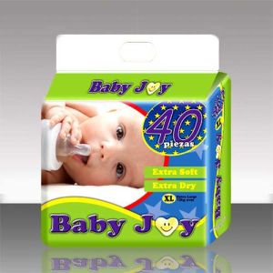 Baby Joy Super Absorbent Disposable Diapers pictures & photos