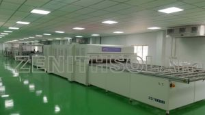 Auto Solar Cell Panel Machine with Laminator pictures & photos