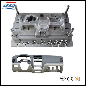 Luya Manufacture Plastic Injection Instrument Desk Mould