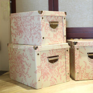 Home Furnishing Clothing Storage Box Giant Covered Storage Box Can Be  Folded Clothes Finishing Box Paper