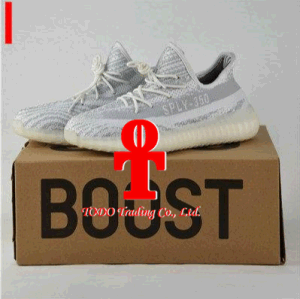 2017 Originals Yeezy 350 Boost V2 Running Shoes Men Women Hot Sale Sply-350 Yeezys Black White 2016 New Sports Shoes with Box pictures & photos
