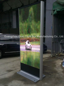 Self-Standing Full Color Indoor Advertising LED Screen Display pictures & photos