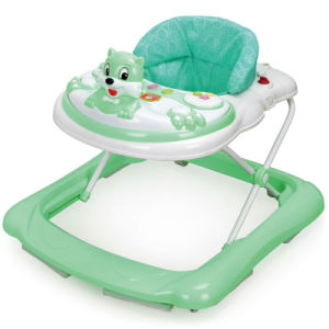 OEM New Protable Safety Plastic Baby Walker pictures & photos