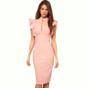 Sheath Fashion Bandage Evening Dresses (XYD-113)