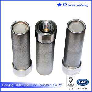 Professional Custom Sintered Titanium Filter pictures & photos