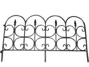 Decorative Plastic Garden Fence
