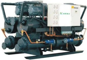 Water-Cooled Screw Chiller Unit (RXG450F)