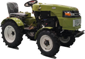 4 Wheel Drive Mini Tractor (SH154c) pictures & photos