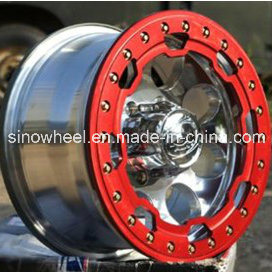 Alloy Beadlock Wheels for 4X4 Cars pictures & photos