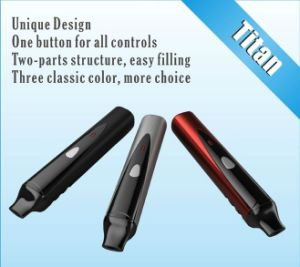 2015 Latest Vaporizer New Fashion Fast Heating Best Portable Vaporizer Dry Herb Electronic Cigarette Titan-1 Wholesale China