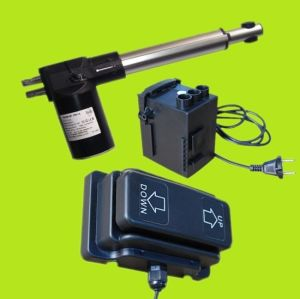 Electric Linear Actuator Fy011 Actuator with Control Box and Foot Switch