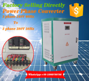 20kw off Grid Solar System Inverter Split Phase 120/240VAC Two Voltage Output pictures & photos