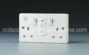 UK Socket, with MOV, Surge Protect