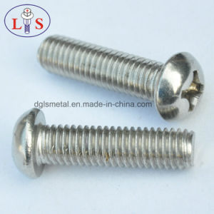 Stainless Steel Screws/Ss304 Bolt/ Pan Head Bolt /Fastener with High Quality pictures & photos