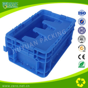 300*200*148 Logistic Plastic Container for Auto Parts Industry