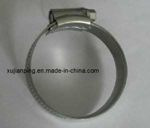 English Type Hose Clamp with Welding pictures & photos