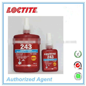Wholesale High Quality Anaerobic Adhesive Thread Locker 222 242 243 262 263 270 271 272 277 290 Loctit 243 Super Glue pictures & photos