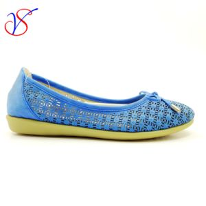 Three Color Soft Comfortable Flax Lady Women Shoes Sv-FT 005
