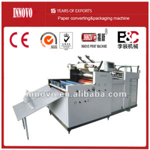 Yfmg Pre-Glue and Glueless Film Laminating Machine pictures & photos