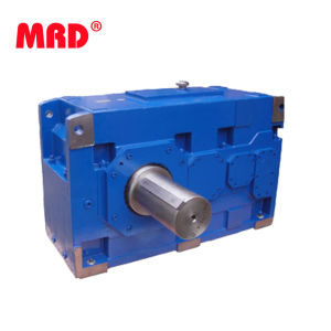 Industrial Helical Gearboxes H. B Series