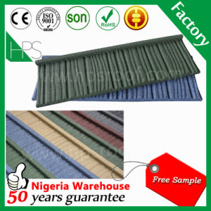 Lightweight Easy Installation Colorful Popular Stone Coated Metal Roof Tile pictures & photos