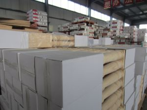 Korea Market Post /40X40X900 Finger Joint Post pictures & photos