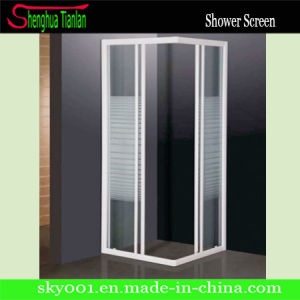 Cheap Frameless Cabin Simple Room Fiberglass Shower Enclosure (TL-413) pictures & photos
